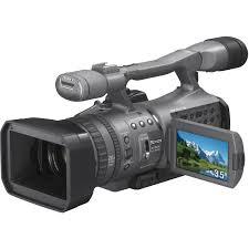 Kamera Sony Hdv Sony Hdr Fx7 3cmos Hdv 1080i Camcorder Hdr Fx7 B H Photo