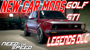 build a new car need for speed 2015 new car mods volkswagen golf gti drift build