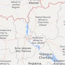 ukraine map ukraine interactive map ukraine news on live map