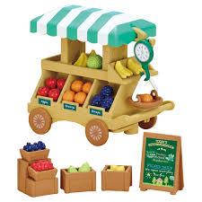 sylvanian families fruit wagon set sf5265 u003e online toys australia