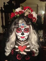 sugar skull costume 167 best sugar skulls images on costumes