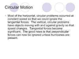 ch 5 uniform circular motion
