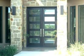 Exterior Entry Doors Front Doors Lowes Solid Wood Exterior Front Doors Modern Exterior