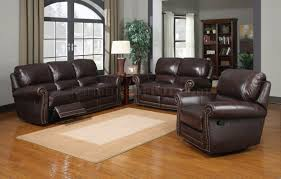 Leather Reclining Sofa Loveseat by M9922 James Sofa U0026 Loveseat In Tobacco Set By Leather Italia