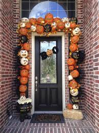 Halloween Home Decorating Ideas Halloween Door Decoration Halloween Pinterest Halloween Door