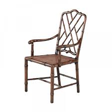 trellis back side chair