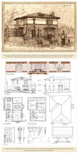 floor plans for sloped lots portrait and plans for a rustic mediterranean style home suitable