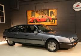 citroen classic 1986 citroen cx gti turbo