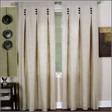 pinch pleat curtains with buttons curtains home decorating