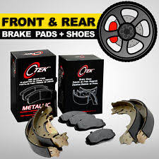 2003 honda odyssey brake pads centric parts right car truck brake pads shoes ebay