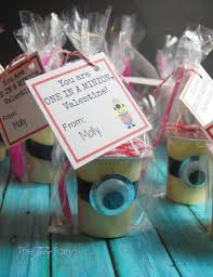 valentines for last minute valentines you are one in a minion the