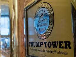 trump organisation in violation of new york city law after failing