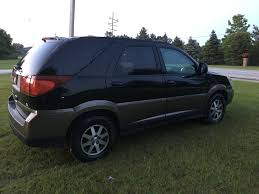 2004 buick rendezvous overview cargurus