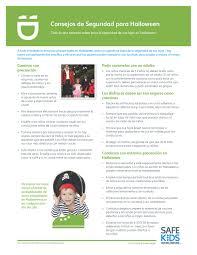 halloween in spanish october 2013 safe kids oregon