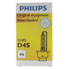 philips 42402c1 hid replacement bulb d4s