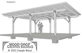 Free Standing Patio Plans Free Covered Patio Building Plans
