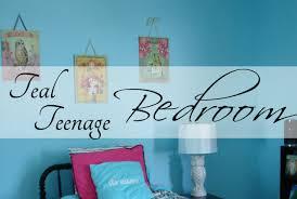 Teal Teen Bedrooms - teenage recipes home decor diy wellness