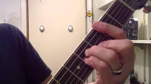 Blind Chords When A Blind Man Cries Chords Youtube