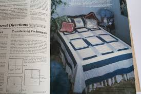 country style candlewicking pattern book candlewick quilt