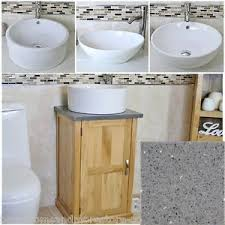 Best  Bathroom Cloakroom Basins Ideas On Pinterest Small - Bathroom sink cabinet ebay