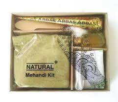 tattoos u0026 body art natural henna mehandi kit was sold for r55 00