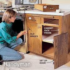 how to clean wood cabinet faces how to refinish kitchen cabinets diy