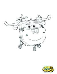 Super Wings Coloring Pages Getcoloringpages Com Sprout Coloring Pages