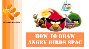 drawing angry birds 2