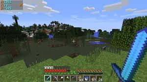 Find Map Coordinates Batty U0027s Coordinates Mod Map And Information Minecraft Mods Curse