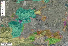 Ventura County Map County Of Ventura Linda Parks