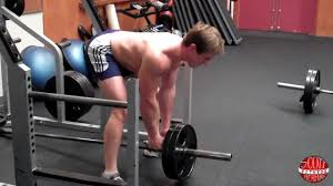 How Much Does A Bench Bar Weigh How To T Bar Row Youtube