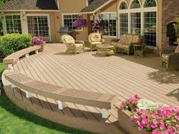 Dream Decks by Backyard Deck Designs Pictures Backyard Landscape Design