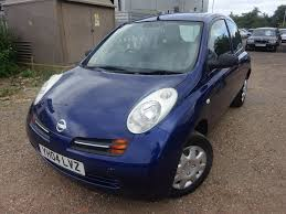 used nissan micra e manual cars for sale motors co uk