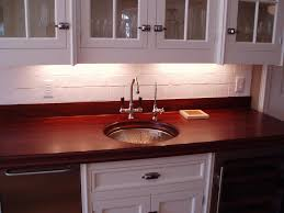 Bar Counter Top Wood Countertops Gallery Brooks Custom