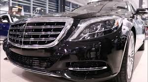 maybach car mercedes benz 2017 mercedes maybach s600 mercedes benz youtube