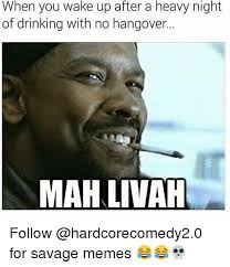 Drinking Memes - when you wake up after a heavy night of drinking with no hangover