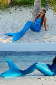 mediterranean sea mermaid tail