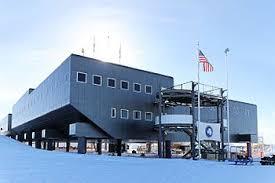 Station Closest To Winter Amundsen South Pole Station