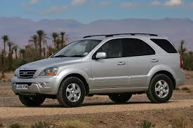 kia sorento station wagon review 2003 2009 parkers