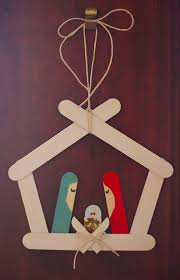 ohhthat by tin diy nativity popsicle sticks ideas