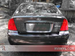 2005 subaru legacy custom rtint subaru legacy 2005 2007 tail light tint film