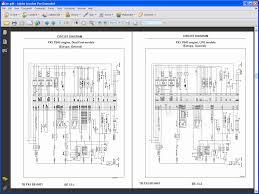 nissan forklift service manuals 2013