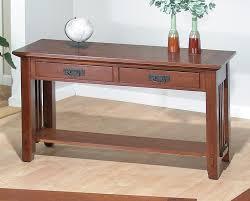 18 mission oak sofa table carehouse info