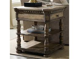 furniture white french country living room small end table with