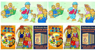 Berenstien Bears Amazon 5 99 Berenstain Bears Chapter Book Collection Kindle