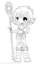 anime s coloring page free download