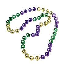 mardi gras beaded necklaces mardi gras beaded necklace costume jewelry party