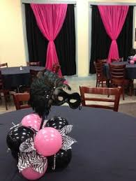 Balloon Centerpieces For Tables Easy Deviation For Any Party Just Need Some Balloons Decorative