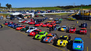 Classic Sports Cars - classic cars to race at mount western advocate