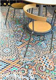statement flooring on a budget design trends inspiration patterned